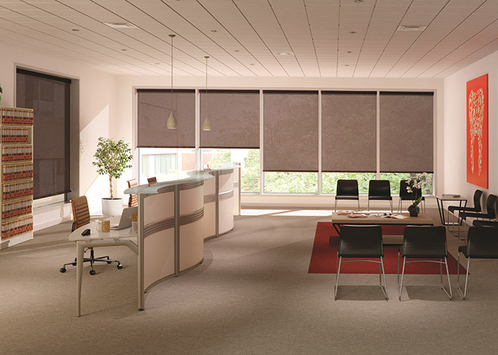 Graber Solar Shades Office