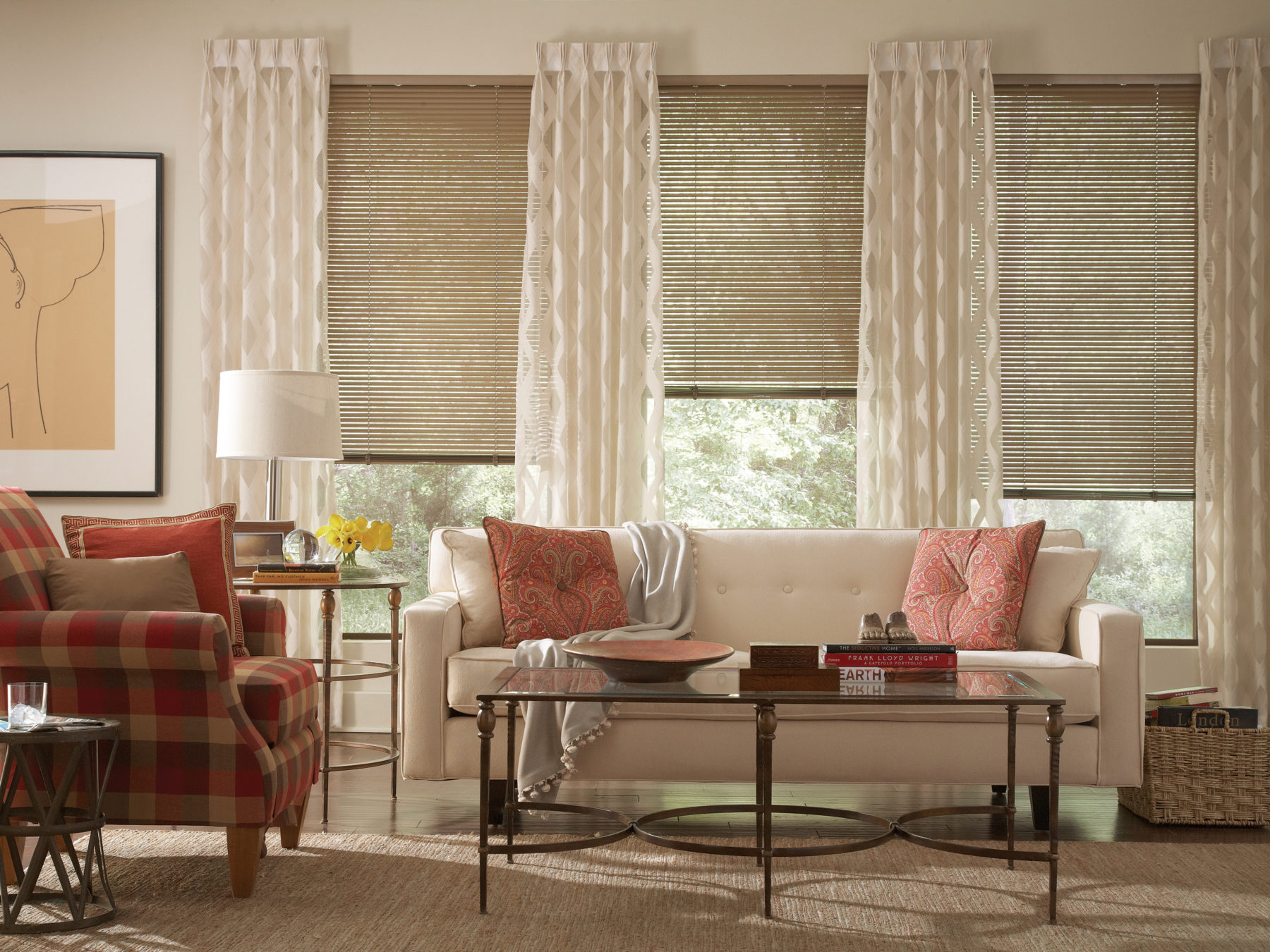 drapes design mini modern room living contemporary curtains blinds g