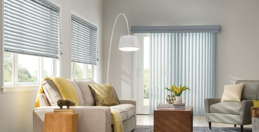 Are vertical blinds still in style?